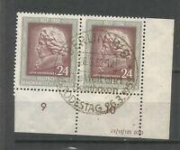 DDR gestempelt 301 DV