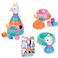 Baby Educational Toys - Jenny The Unicorn Shape Sorter - Age 12 Months +