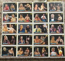 2018 Topps WWE Heritage Big Legends Pick from Set list (1-50) Buy 1 Get 2 Free