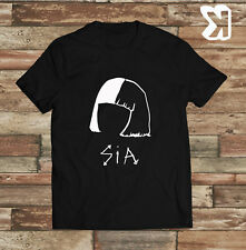 Sia Music indie T-shirt (Small,Medium,Large,XL)