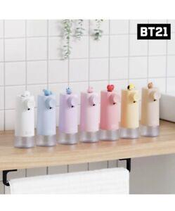 [BTS BT21] Line Friends Official Automatic Hand Soap Automatic Dispenser