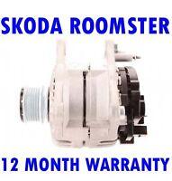 Skoda roomster 5J 1.9 TDI 2006 2007 2008 2009 2010 alternator 12 month warranty