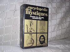 encyclopédie des mystiques tome 1 chamanisme gnose juifs grecs Seghers
