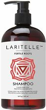 Laritelle Organic Shampoo Fertile Roots 17.5 oz