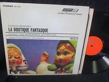 """Dukas-The Sorcerer's Apprentice""""Rossini-Respighi:La Boutique Fantasque"""" LP"""