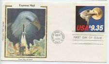 1985 FDC, $9.35 EXPRESS MAIL