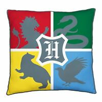 HARRY POTTER ALUMNI SQUARE CUSHION - OFFICIAL NEW