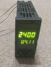 Eurotherm 2408vcvhrmxxxxdlxxxxeng Temperature Process Controller