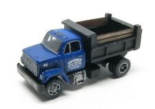 N Scale 80's Brigadier Short Dump Truck Kit by Showcase Miniatures (93)