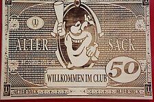 zum 30./40./50.Geburtstag  Holz lasergravur Geschenkideen