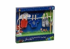 The Irish Fairy Door Company - Clothes Line with Male