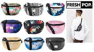 New *Spiral* Harvard Bum Bag Money Belt Flight Travel Festival Bag Latest Prints