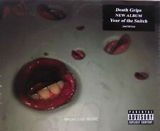 DEATH GRIPS CD Year Of The Snitch 13 Track Digi -Pack New Album 2018 IN STOCK