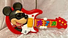 Mickey Mouse Clubhouse Rock Star Mickey Rockin Toy Guitar        L