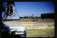 SP Southern Pacific Car 350030 in California in 1959, Kodachrome Slide g5a
