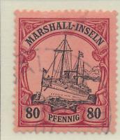 Marshall Islands Stamp Scott #21, Used
