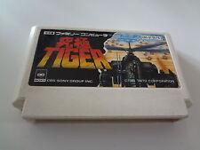 LOOSE Kyukyoku Tiger Nintendo Famicom Japan