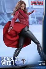 Hot Toys 1/6 Captain America Civil War Mms370 Scarlet Witch 99