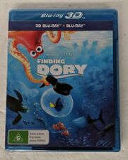 FINDING DORY 3D Blu-ray + 2D Blu-ray 2-DISC Region B oz seller Disney Pixar