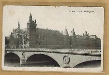 Cpa Paris - la conciergerie wn0940