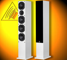 System Audio SA saxo 70 white Standlautsprecher (Paar)