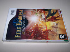 FIRE EMBLEM RADIANT DAWN - Nintendo WII - UK PAL -  NEW FACTORY SEALED VG COND