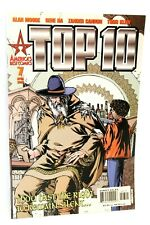 Top 10 #7 Right Remain Silent Alan Moore 2000 America's Best Comics Wildstorm Vf