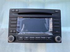 Porsche CDR30 Radio CD Unit w/ Bluetooth 997.645.142.04 NEW Take Off