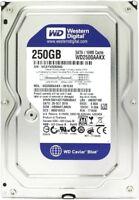 Western Digital WD2500AAKX 250 GB 3.5'' Internal SATA Hard drive 7200 RPM TESTED