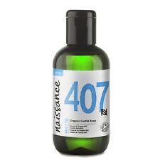 Naissance Savon de Castille Liquide BIO -  Sans Parfum, Végan, Sans SLS ni SLES