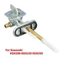1x Gas Fuel Valve Petcock Tap Switch Assembly For Kawasaki KDX200 KDX220 KDX250