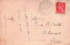 CARTOLINA DEL 1936 DA ORTOVERO PER ONZO  C8-566