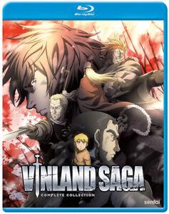 Vinland Saga Blu-ray