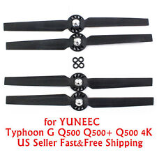 2 Pairs Propellers A&B Rotor Blade Set for YUNEEC Typhoon G Q500 Q500+ Q500 4K