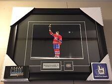 Brendan Gallagher Montreal Canadiens unsigned Frame Cadre photo TORCHE H NHL