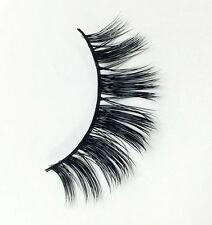 300Pair/lot Mink hair False Eyelashes Makeup Natural Fake Thick Black Eye Lash