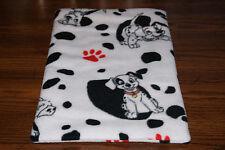 New Disney 101 Dalmatians Puppy Fleece Dog Cat Pet Carrier Bed Blanket Pad Bcr