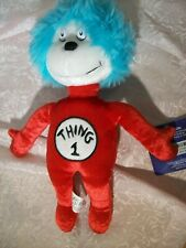 Cat In The Hat Plush Thing One Universal Studios Nwt