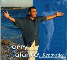 Jerry Galante  Renovado   BRAND  NEW SEALED  CD
