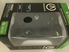 Power A Enhance Wired Controller for Xbox One Windows 10 , Black  , Brand New