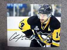 CHRIS KUNITZ Pittsburgh Penguins signed Autographed 8x10 photo w/ COA