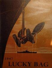 Very Rare 1947 Us Naval Academy Annapolis Maryland Yearbook Jimmy Carter Vgc