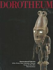 DOROTHEUM AFRICAN OCEANIC TRIBAL INDONESIA JAVA MASK SHIELD ART Catalog 2014