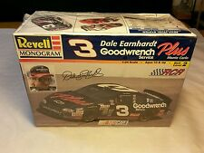 Dale Earnhardt Plus #3 Goodwrench 1:24 Monte Carlo Revell Model NEW Nascar