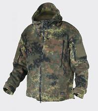HELIKON TEX PATRIOT FLEECE Outdoor hooded Jacket Jacket Bundeswehr Flecktarn 3XL