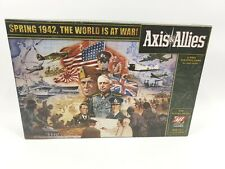 Axis & Allies WWII Strategy Board Game (2009) Avalon Hill Hasbro Used Complete
