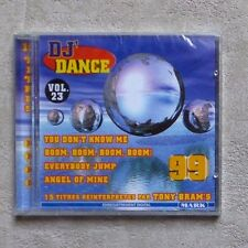 CD AUDIO MUSIQUE / DJ DANCE VOL.23 TONY BRAM'S 15T CD COMPILATION  NEUF