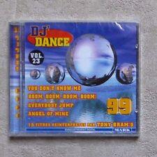 CD AUDIO MUSIQUE / DJ DANCE VOL.23 TONY BRAM'S 15T CD COMPILATION  NEUF