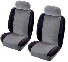 CITROEN C3 PLURIEL (2003-fecha) de Tela de Terciopelo 1+1 de alta calidad de cubiertas de asiento de coche