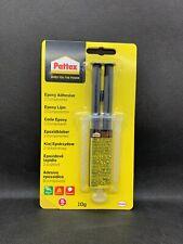NEU Pattex - Epoxidkleber 2K Kleber 2 Komponenten Kleber Epoxid Kleber 10gr